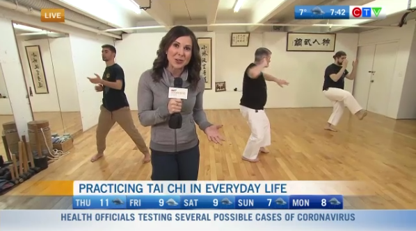 How Tai Chi is practiced