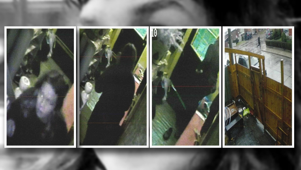 Surveillance images of Holly Ellsworth-Clark released by Hamilton police