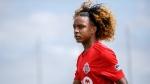 Toronto FC 2's Jayden Nelson is seen in this undated handout photo. THE CANADIAN PRESS/HO, Lucas Kschischang