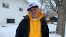 Owen Pelletier in Saskatoon. (Nicole Di Donato/CTV News Saskatoon)