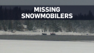 Search underway for missing snowmobilers in Quebec