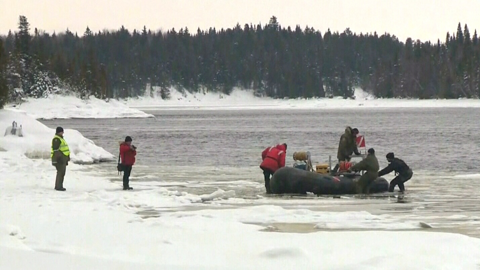 Search expanded to find missing snowmobilers