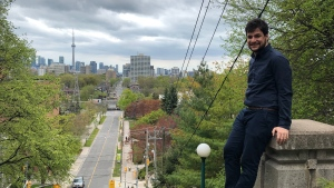 Mohammad Owlia said his job application for a position in Toronto was halted when an Amazon recruiter realized he was Iranian.
