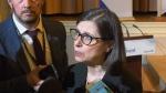Quebec Health Minister Danielle McCann