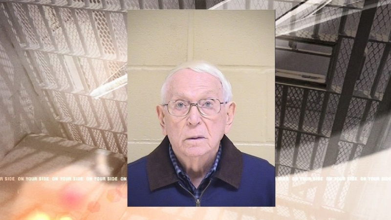 A 91-year-old man has been arrested for allegedly sexually assaulting a juvenile, according to Shreveport police. (Shreveport Police via KTBS)