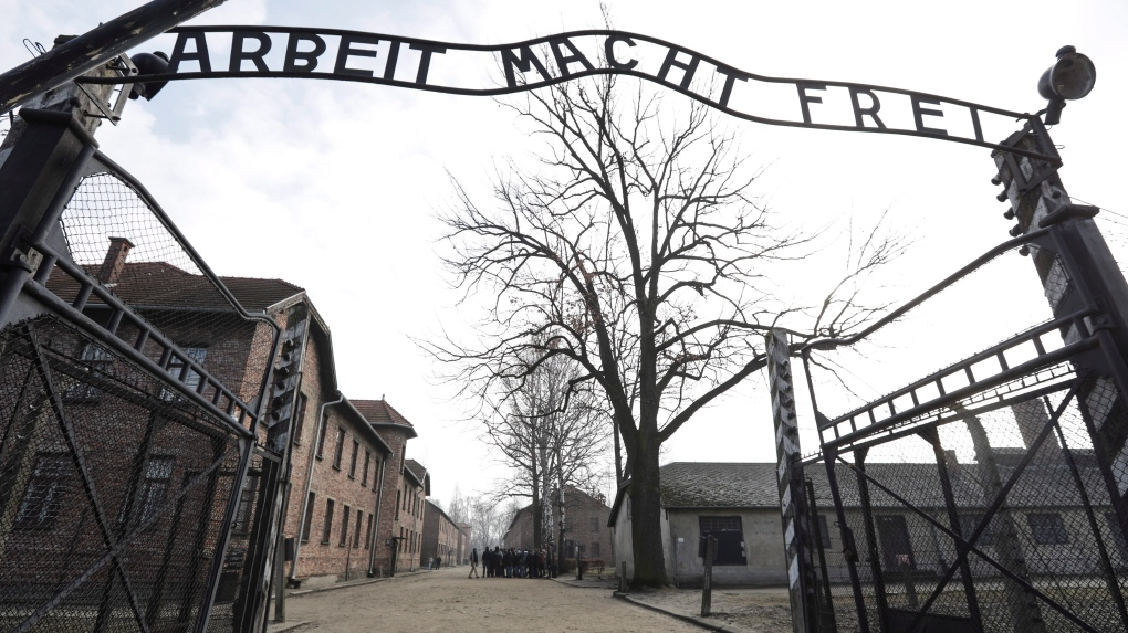 Possible Mass Grave Discovered Near Auschwitz Death Camp in Poland