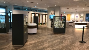 The new Parksville BC Cannabis Store is the fourth government-run shop to open on Vancouver Island, and 12th to open in the province: (BC Liquor Distribution Branch)