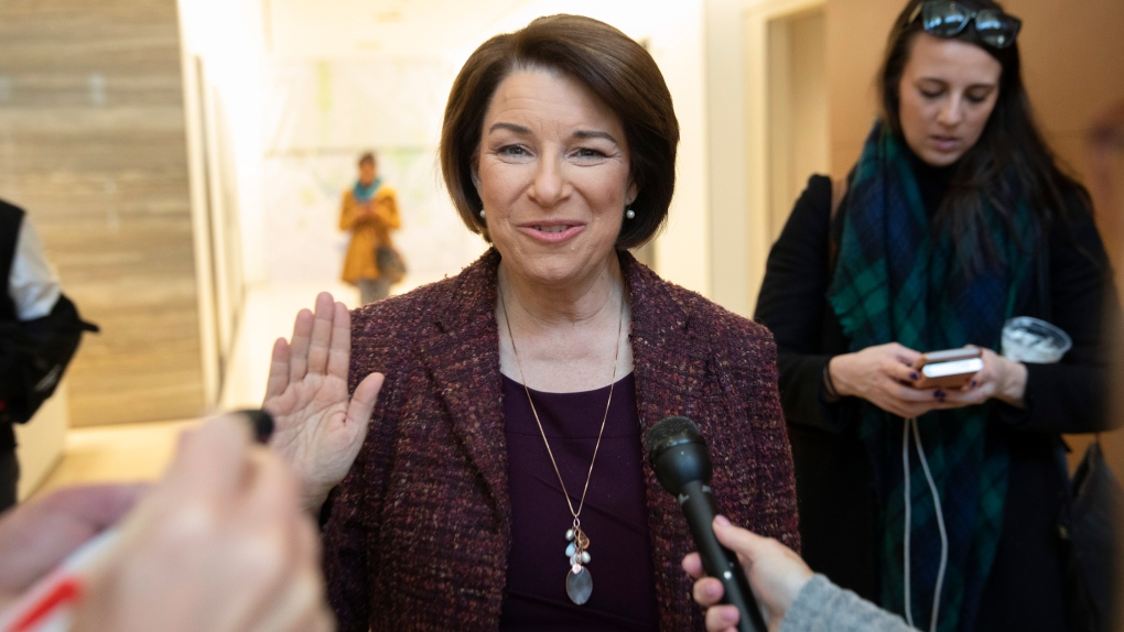 Can Amy Klobuchar pull off a last-minute surge in Iowa?