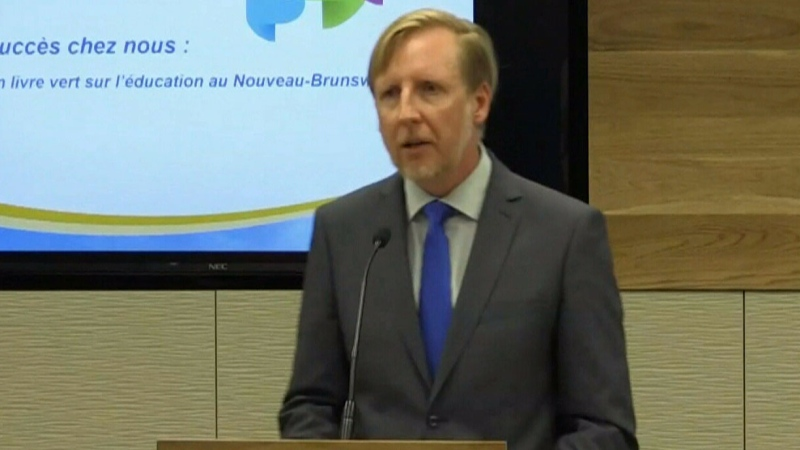 Dominic Cardy begins education consultation tour