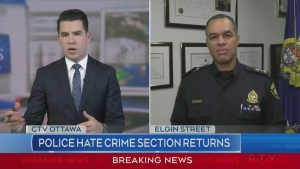 "Police Chief: ""Alarming"" rise in hate crimes"
