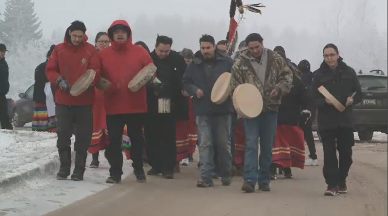 U of R holds smudge walk