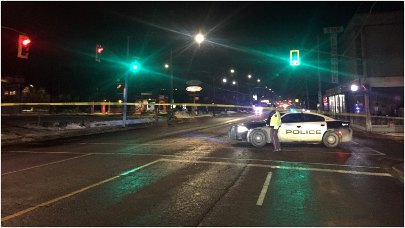 A seven-year-old girl has sustained life-threatening injuries after a shooting in Hamilton Thursday. (CTV News Toronto)