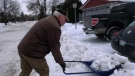 Homeowner furious over snow clearing blunder