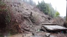 Burnaby mudslide evacuation order lifted
