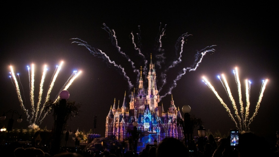Shanghai Disneyland will close until further notice this weekend due to a deadly virus outbreak that has infected hundreds of people in China. (AFP)