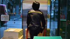 A former Japanese postman reportedly had 24,000 items of undelivered mail in his home from as far back as 2003. AFP
