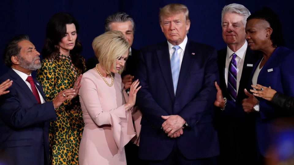 Trump and evangelicals