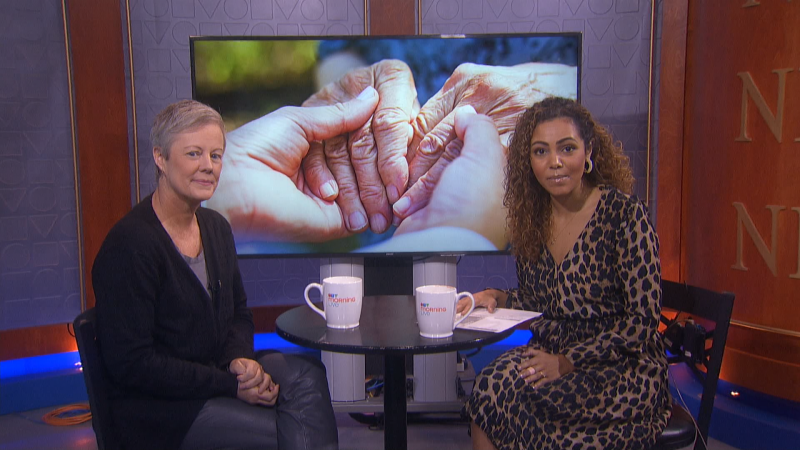 January is Alzheimer's Awareness month. We talk to Dr. Heather Palmer about spotting the early stages and the first steps to take after a diagnosis