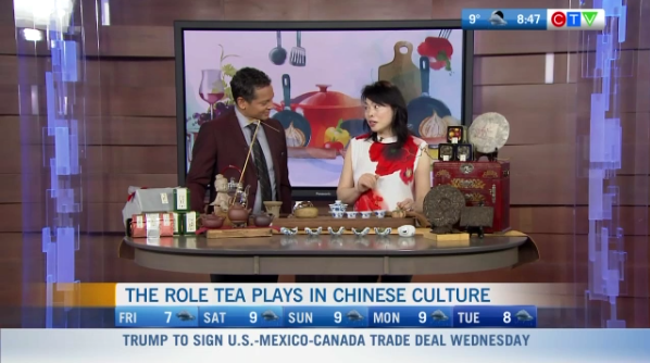Tea drinking in Chinese culture