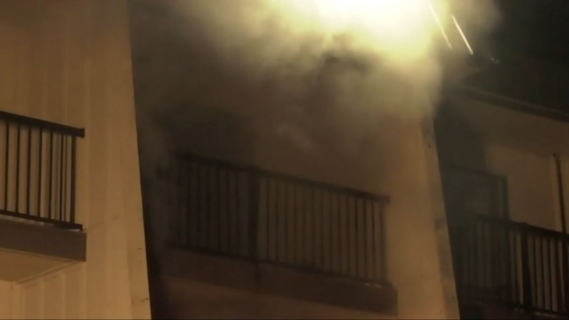 No injuries have been reported after tenants of an apartment building in Courtenay were forced to evacuate due to a fire. (CTV News)