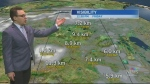A foggy and wet weekend ahead