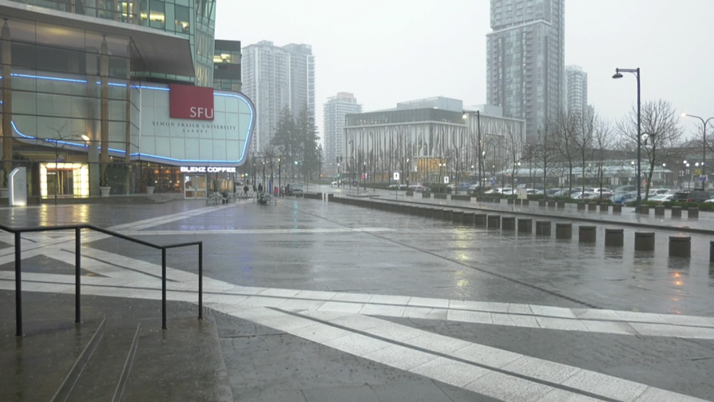 Metro Vancouver weather: Hail, thunderstorms reported in parts of the region