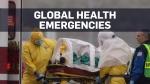 Five PHEICs: A closer look at WHO global health em