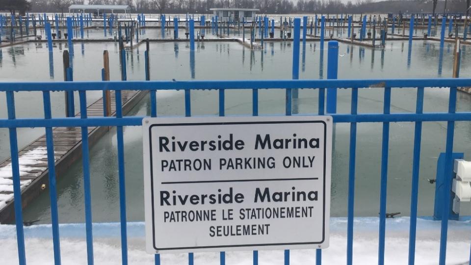 Riverside Marina