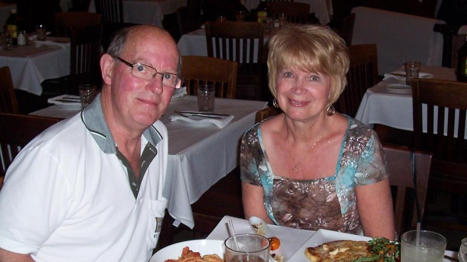 Doug and Joan Foster