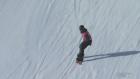 Liam Brearely Snowboarding