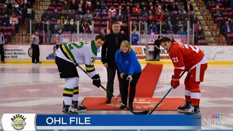 All three northern OHL teams play each other