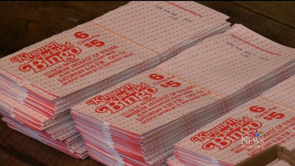 Kinsmen Bingo jackpot over a half million dollars