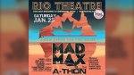 "The Rio Theatre is hosting a ""Mad Max-athon for Aussie Bushfire Relief"" Saturday. (Rio Theatre)"