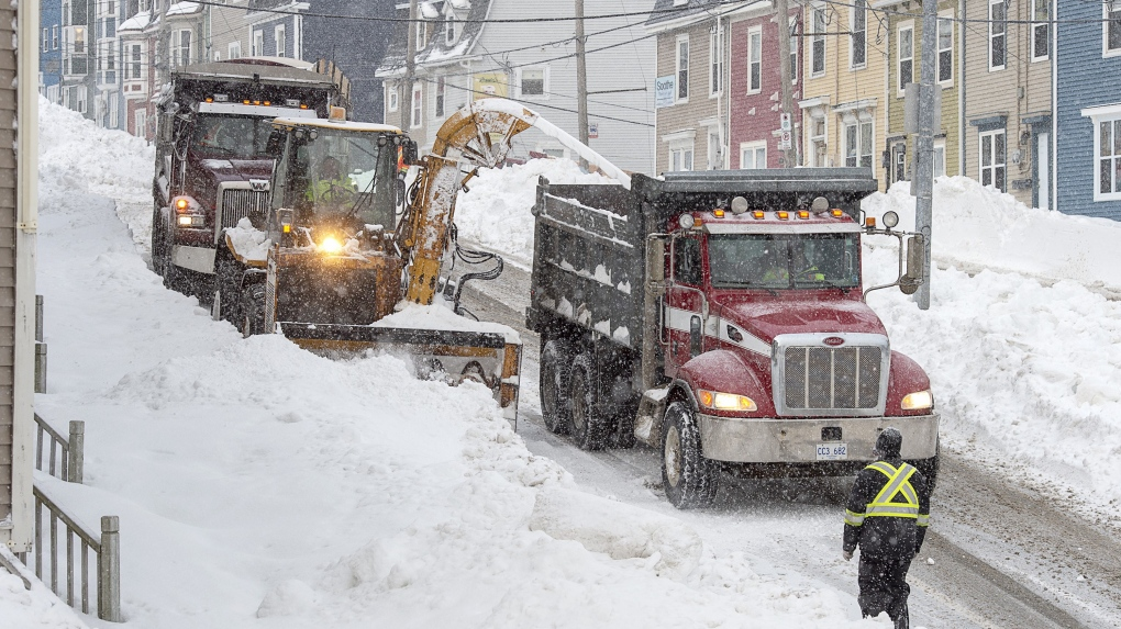 St. John's, N.L., lifts state of emergency eight days after massive storm