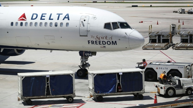 The U.S. Department of Transportation found Delta had 'engaged in discriminatory conduct' in removing the three Muslim passengers. (AFP)
