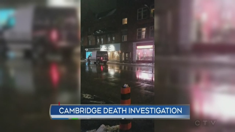 Cambridge death investigation