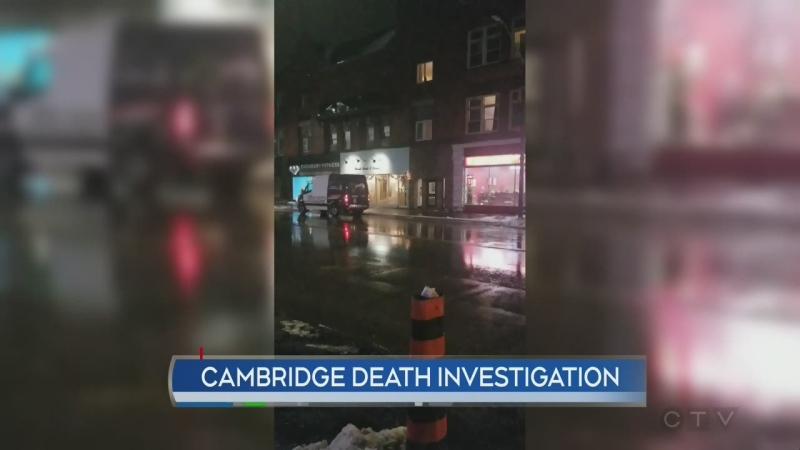 Cambridge death investigation