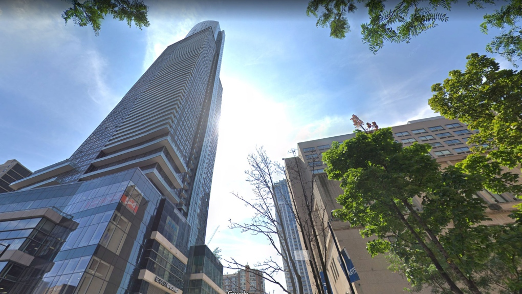 Water to be restored to 80-storey downtown condo by midnight, management says