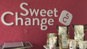 Sweet Change is a chocolate company owned by The Centre for Social Justice and Good Works (Jairus Patterson/CTV Northern Ontario)