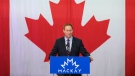 Peter MacKay launches CPC leadership bid