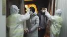 First 'presumed case' of coronavirus in Canada