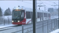 LRT delays during freezing rain