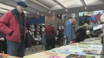 The Barrie Public library hosts a puzzle and book swap for local residents