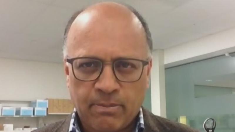 Infectious disease expert Dr. Neil Rau