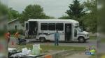 Catalytic converter theft stalls seniors' bus
