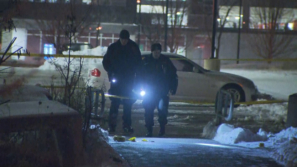 Woman stabbed near York University was also shot, police say