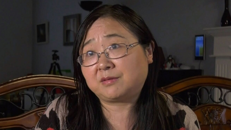 Mother wants help getting daughter out of China