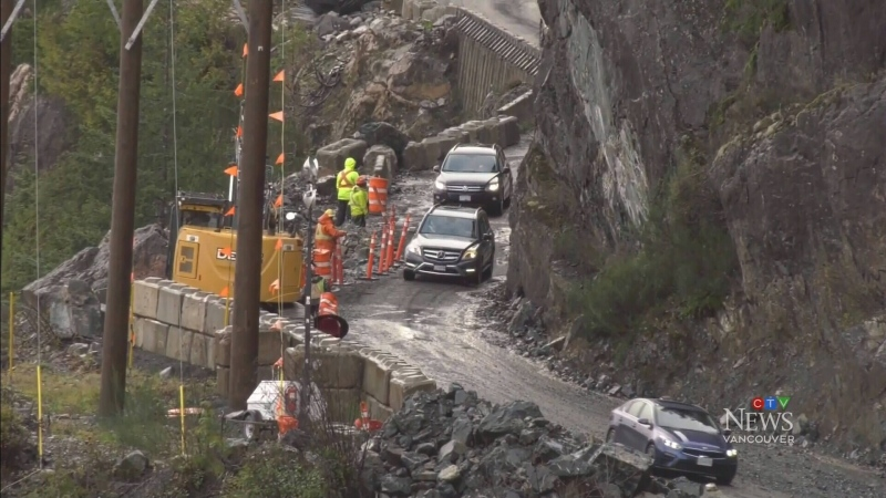 Highway 4 closure reaches 3rd day