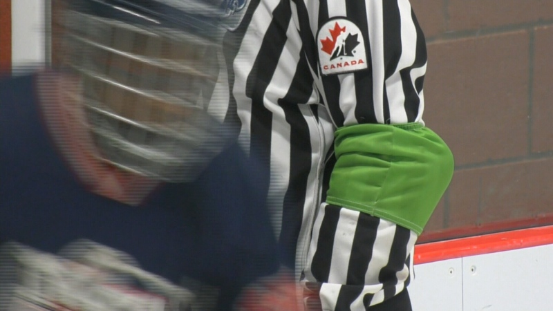 Young referee montreal