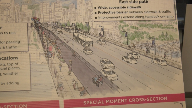 Changes coming to Granville bridge